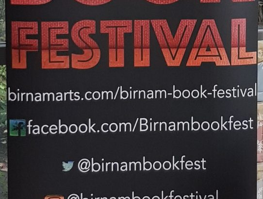 Birnam Book Festival