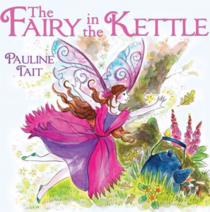 Children's Books - The Fairy in the Kettle cover image